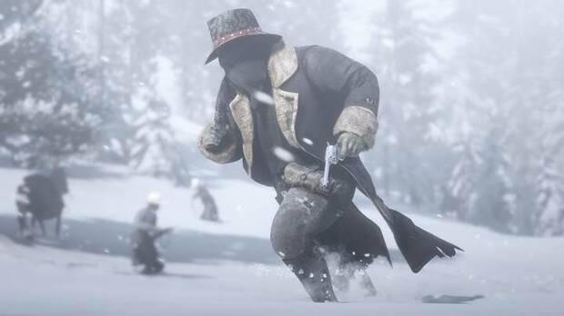 Red Dead Online: Nuevo modo enfrentamiento Entrega explosiva y más novedades Imagen 2
