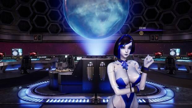 Una versión hentai de Mass Effect triunfa en Kickstarter y recauda 1 millón de dólares Imagen 2
