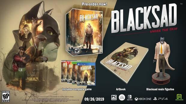 Blacksad: Under the Skin se lanza el 26 de septiembre Imagen 2