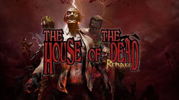 Captura de The House of the Dead: Remake.