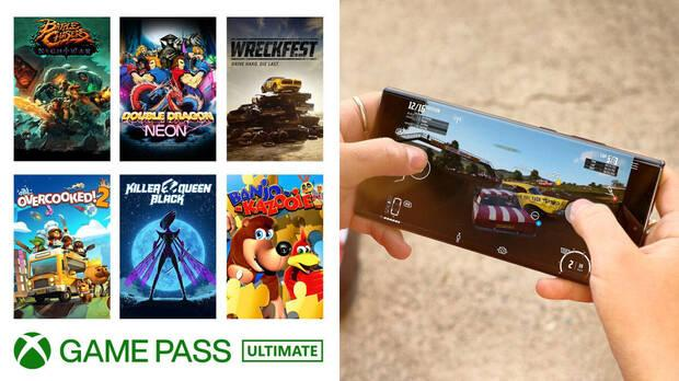 New games with t controls