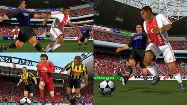 Capturas de European Super League.