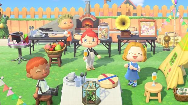Nuevos objetos para Animal Crossing: New Horizons.