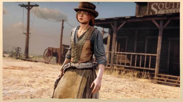 Nueva ropa por tiempo limitado en Red Dead Online.