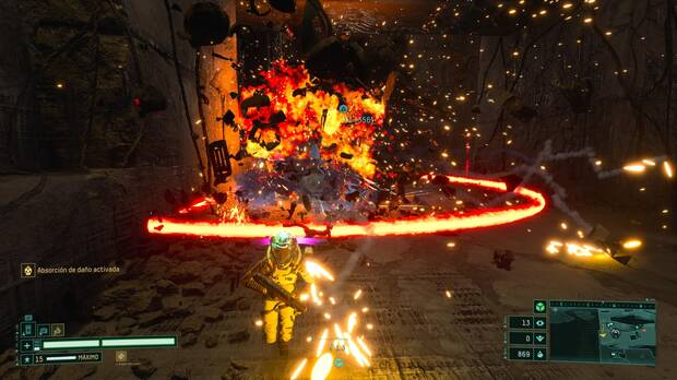 Returnal gameplay screenshot