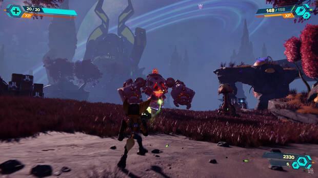 Ratchet & Clank Una dimensi