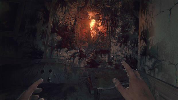 Captura de Layers of Fear VR.