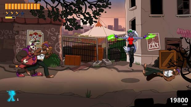 Captura de Security Breach: Fury's Rage.
