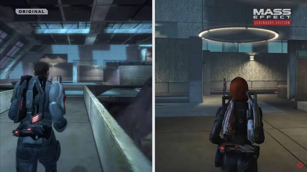 Mass Effect: Legendary Edition cambios