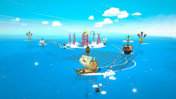 Captains of the Wacky Waters, an indie game developed in Spain