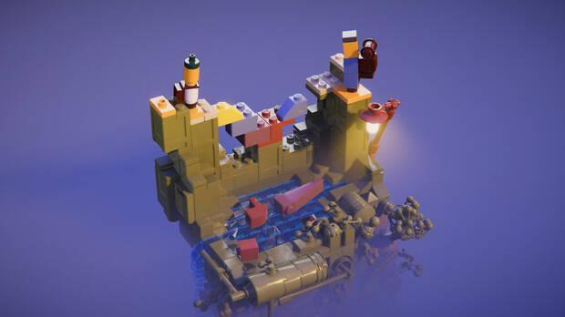 LEGO Builder's Journey llegar