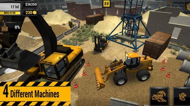 Construction Machines 2016 Imagen 1