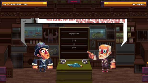 Oh...Sir! The Insult Simulator Imagen 1