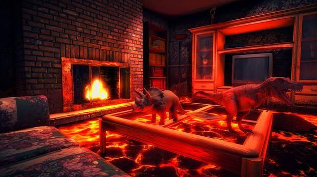 Hot Lava Imagen 1
