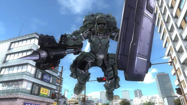 Earth Defense Force 5 Imagen 1