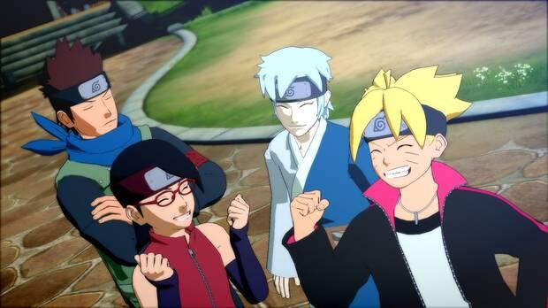 Naruto Shippuden: Ultimate Ninja Storm 4 Road to Boruto Imagen 1