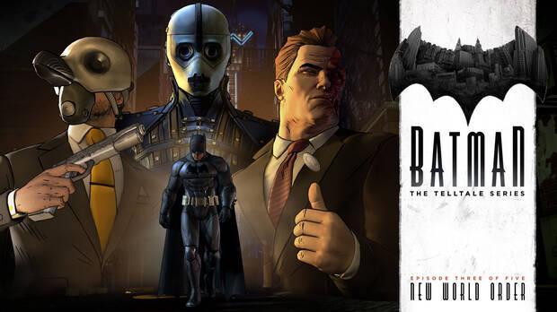 Batman: The Telltale Series - Episode 3: New World Order Imagen 1