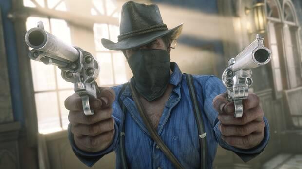 Red Dead Redemption 2 Imagen 1