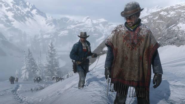 Red Dead Redemption 2 Imagen 4