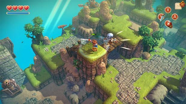 Oceanhorn: Monster of Uncharted Seas Imagen 1