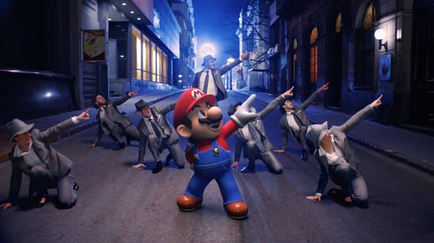 Super Mario Odyssey Imagen 2