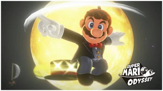 Screenshot of Super Mario Odyssey