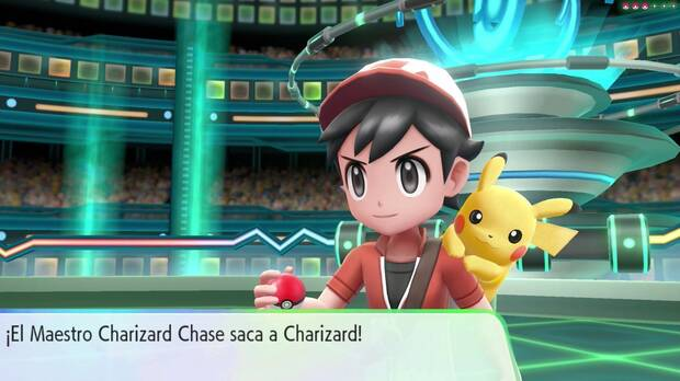 Pokémon: Let's Go, Pikachu! / Let's Go, Eevee! Imagen 1