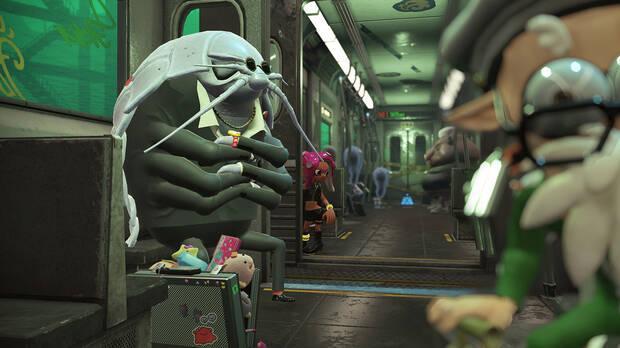 E3 2018: Splatoon 2 recibe a la Octo Expansion, contenido para un solo jugador Imagen 2
