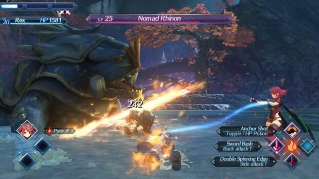 Xenoblade Chronicles 2 Imagen 1