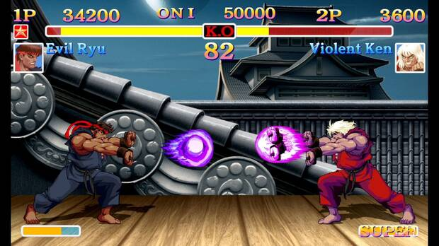 Ultra Street Fighter II: The Final Challengers Imagen 1