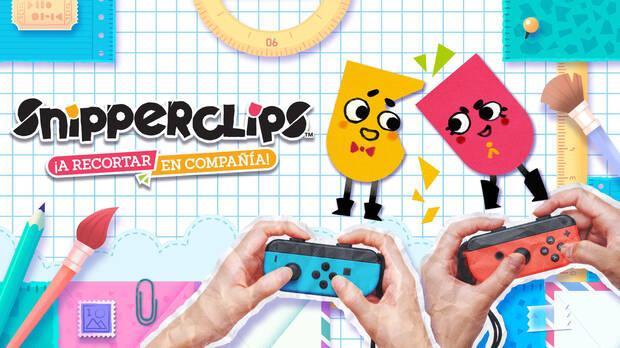 Snipperclips - ¡A recortar en compañía! Imagen 1
