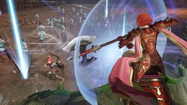 Fire Emblem Warriors Imagen 2