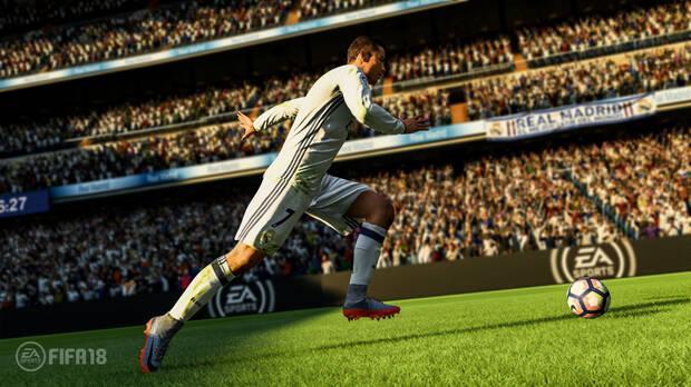 FIFA 18 Imagen 1