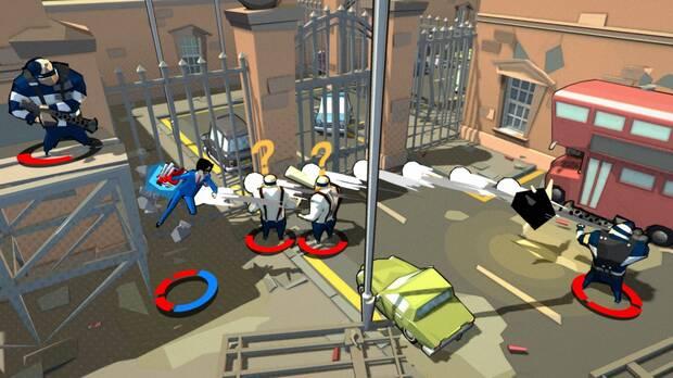 Deadbeat Heroes Imagen 1