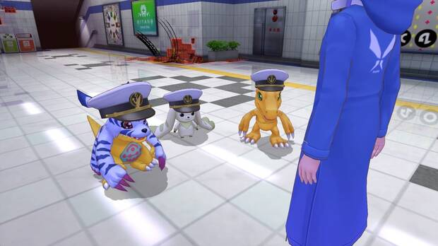Digimon Story: Cyber Sleuth Hacker's Memory Imagen 1
