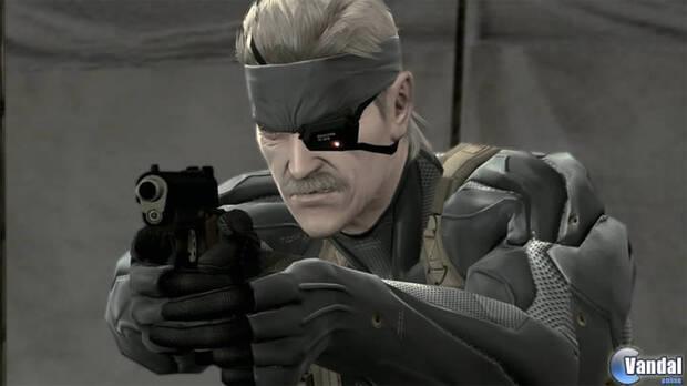 Metal Gear Solid 4: Guns of the Patriots Imagen 1