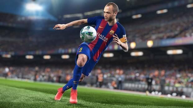 Pro Evolution Soccer 2018 Imagen 1