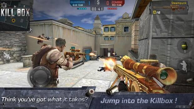 The Killbox: Arena Combat Imagen 1