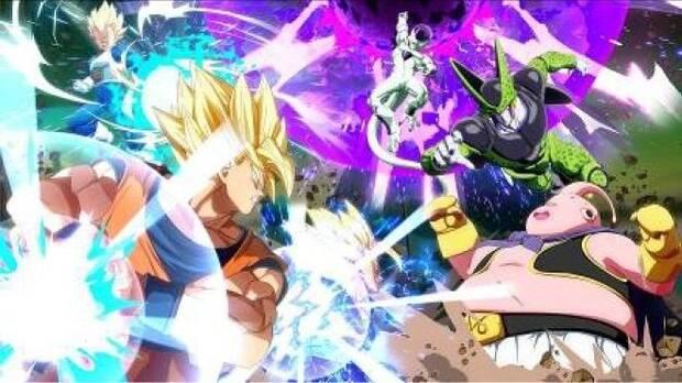 Dragon Ball FighterZ Imagen 1