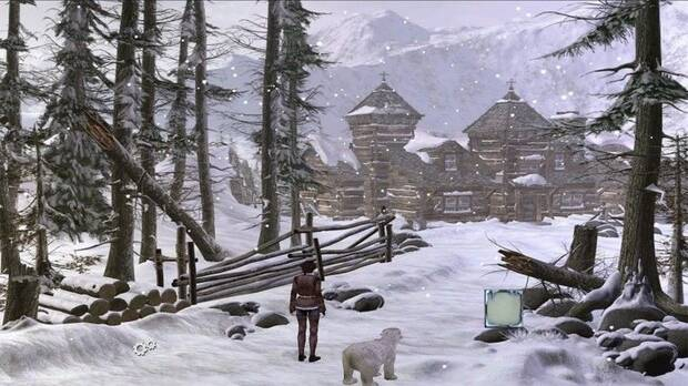 Syberia 1 and 2 free on GOG