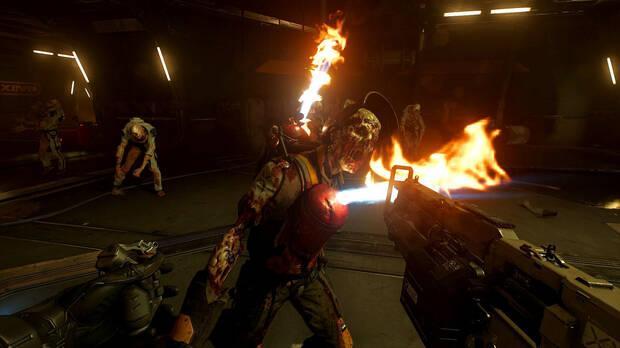 Doom VFR Imagen 1
