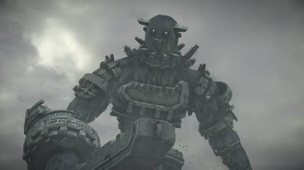 Shadow of the Colossus (Remake) Imagen 1