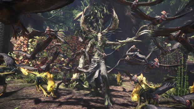 Monster Hunter World Imagen 1