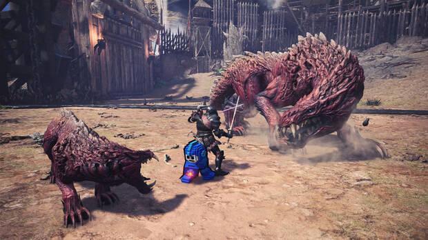 Monster Hunter World, el juego m