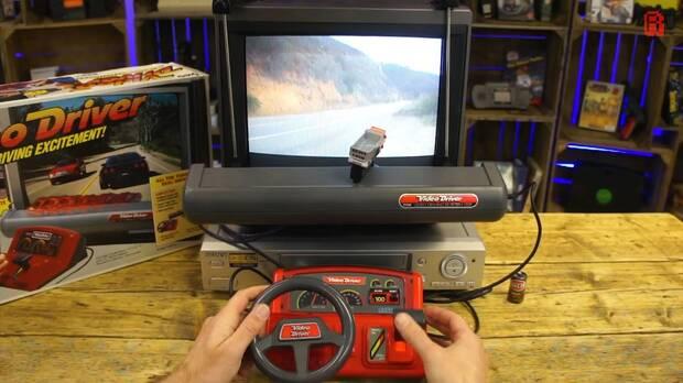 Así era Video Driver, la extraña consola desconocida de SEGA Imagen 4