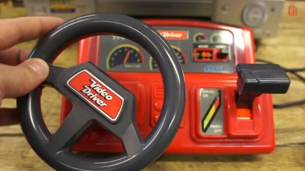 Así era Video Driver, la extraña consola desconocida de SEGA Imagen 2
