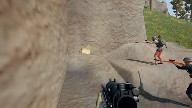 Los jugadores de PUBG encuentran misteriosos cofres dorados en Sanhok Imagen 2