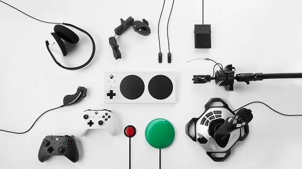 Microsoft presenta nuevo mando de Xbox One diseñado para la accesibilidad Imagen 3