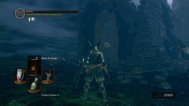Dark Souls Remastered, Jardín Tenebroso, Alvina
