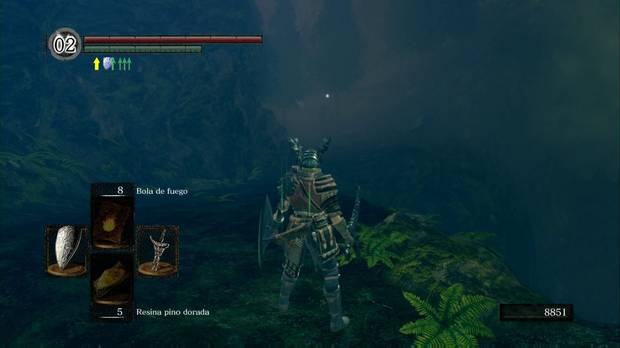 Dark Souls Remastered, Cuenca tenebrosa, Debes ir hacia allí